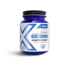 Elixinol 30 Capsules 450mg