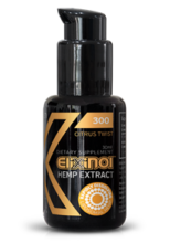 Elixinol Liposomes 300mg – 30ml – Citrus Twist