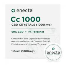 Enecta Cc 1000 – CBD Crystals 1gr