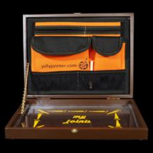Ξύλινη Ταμπακιέρα – Rolling Tablet – Jolly Jointer – καφέ