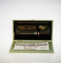 Ξύλινη Ταμπακιέρα – Jolly Jointer – πράσινη