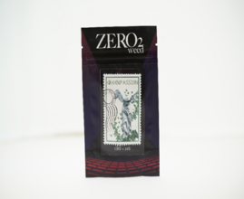 Zero2Weed Green Passion 1gr CBD 20%