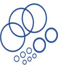 Mighty – Seal Ring Set (Λαστιχάκια Ανταλλακτικά)