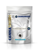 CannaShish CBD Hash – Diamond Medical 17% 1g