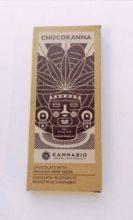 Chocokanna – Μαύρη Σοκολάτα με Σπόρους Βιολογικής Κάνναβης – 50g