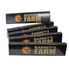 Barney's Farm Organic Rolling Papers With Filter Tips