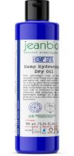 JeanBio – Ενυδατικό λάδι σώματος κάνναβης (100ml)
