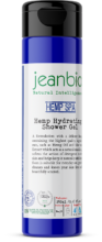 JeanBio – Ενυδατικό Τζέλ/Αφρόλουτρο κάνναβης (250ml)
