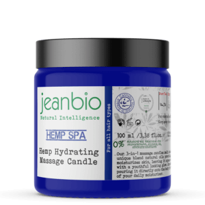 JeanBio – Χαλαρωτικό λάδι σώματος κάνναβης (100ml)