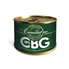 Ανθός CBG 18% CannabisInc Unique Selections 5g