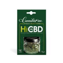 Ανθός HiCBD 18% CannabisInc Unique Selections 1g