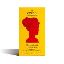 Ertha CBD Herbal Infusion Αφέψημα με Κάνναβη, Φασκόμηλο & Καλεντούλα.