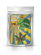 CBD Ανθός BAZOOKA Grapefruit Kush 3g < 42% CBD